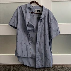 Quicksilver large short sleeve
